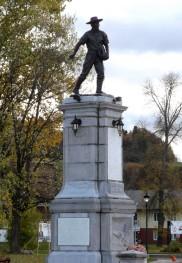 Le monument des Vingt et un