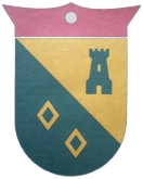 Blason de Annik Couppez, Dame-Farge de la Tour Véronèse d'Olrac