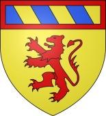 Le Lion de Juda, emblème du blason de Thierry IV