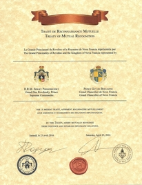 Rovdino - Treaty of Mutual Recognition