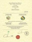 Traité de Reconnaissance Mutuelle - Archiduché de Mimas