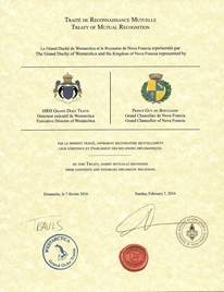 Treaty of Mutual Recognition - Westarctica