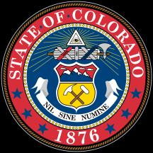 Le Sceau du Colorado