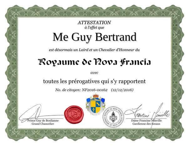 certificat-me-guy-bertrand